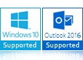 Windows 10, 8 Outlook 2019